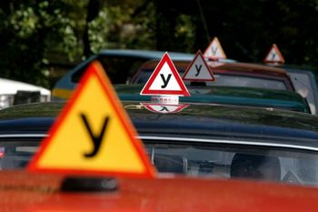 Видеонаблюдение учебных автомобилей